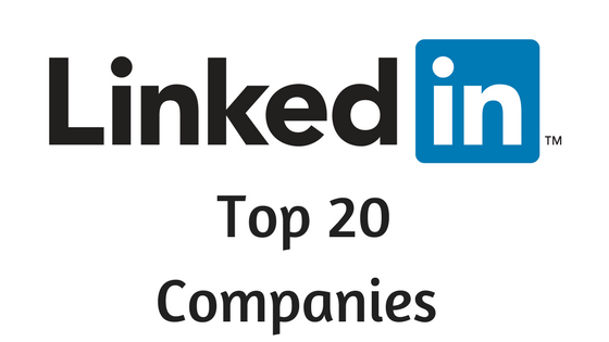 Top 20 Companies