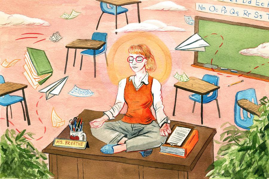 Teacher Tantrum Therapy