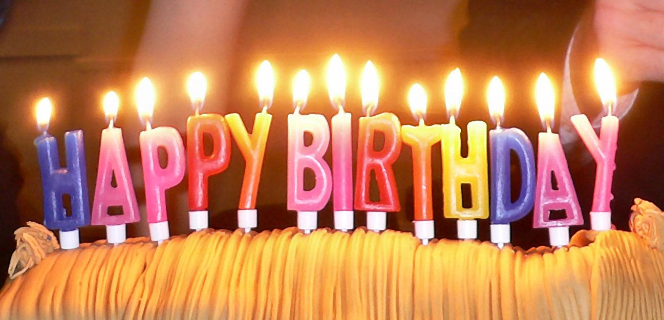 Celebrate everyone's birthday