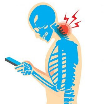 Image result for i phones and neck pain