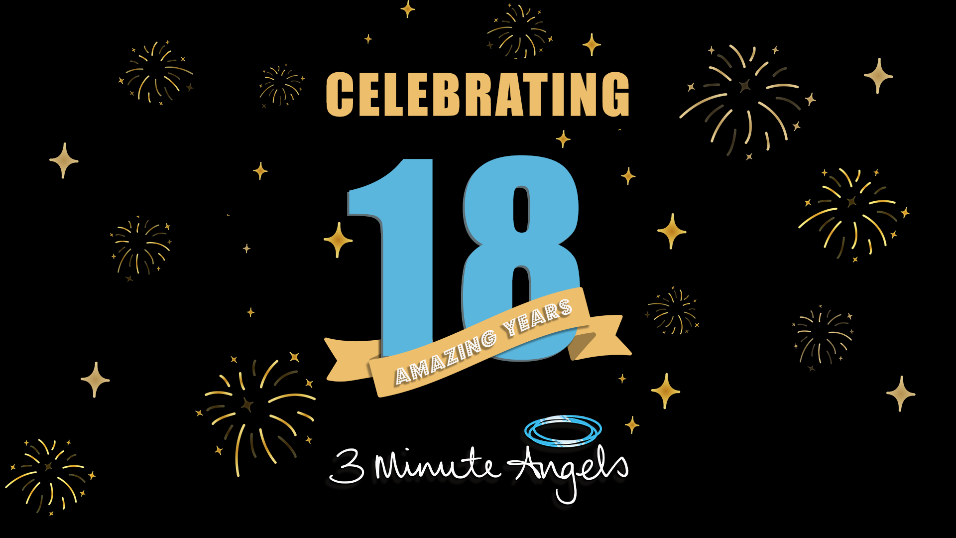 3 Minute Angels Turns 18