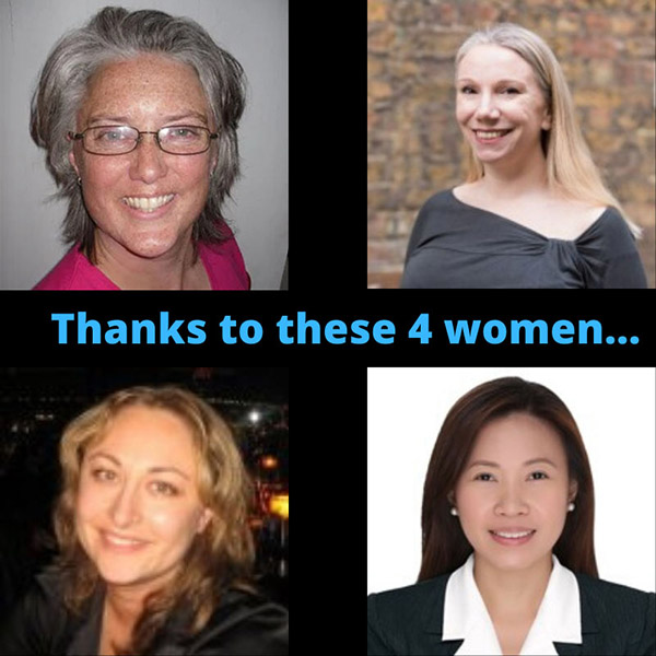 The Women Who Created 3 Minute Angels