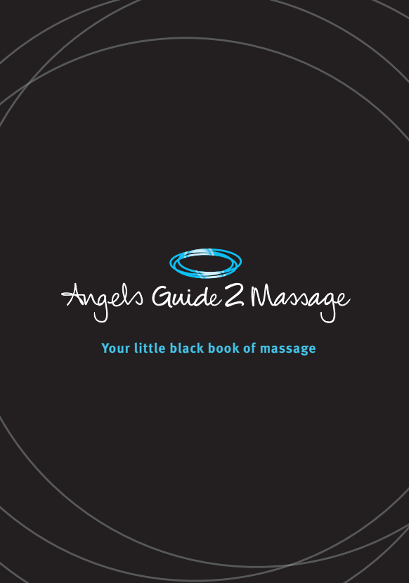 Couples Angels Guide 2 Massage. Your little black book of massage