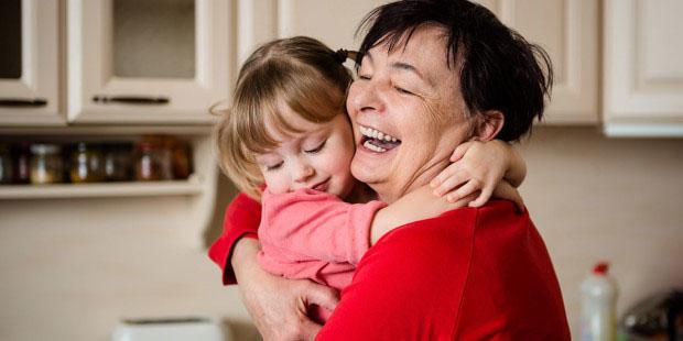 When Mum Can't Get Hugs