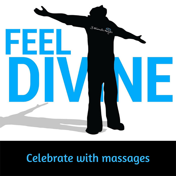 celebrate with massages