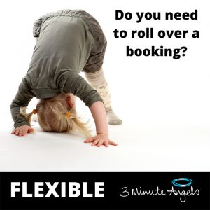 Rolling over Bookings