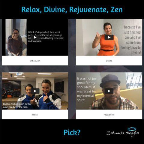 Office Zen, Relax, Divine and Rejuvenate
